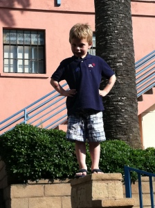 Andrew in La Jolla