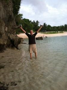 Paul in Guam