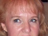 Becky's eyes