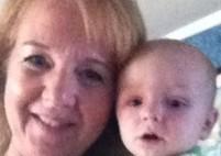 Grandma & Rick's eyes