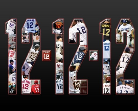 12-12-12 baseball