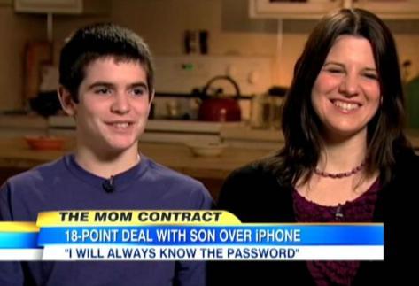 one smart mom