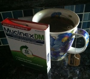 tea and med