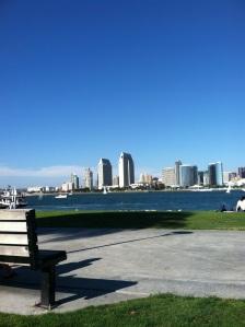 view from Coronado