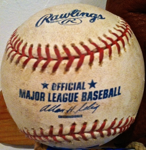 Official ML baseball