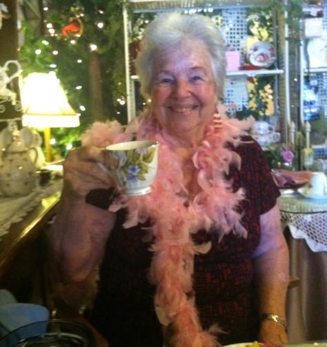 Aubrey Rose Tea Room - 10