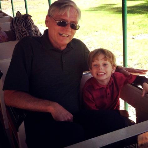 Grandpa & A