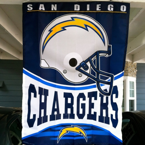 Chargers Banner