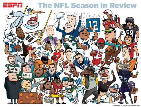 NFL Season in Review