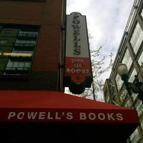 Powell's bookstore