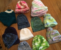 hats for NICU babies
