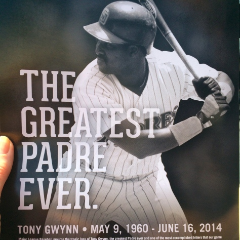 Tony Gwynn - Greatest Padre Ever!