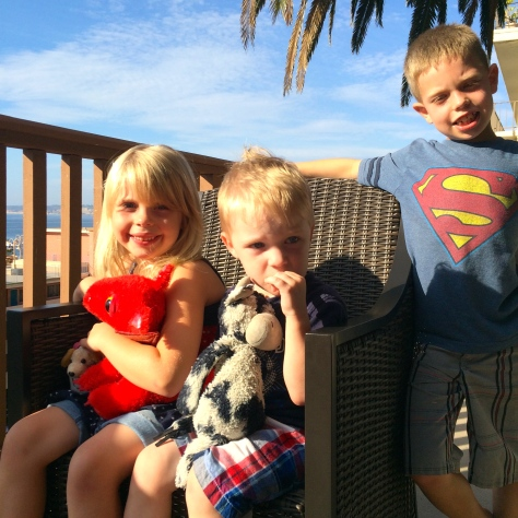 3 grandkids