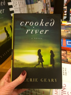 Crooked River on the shelf