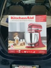 My Kitchen Aid Mixer