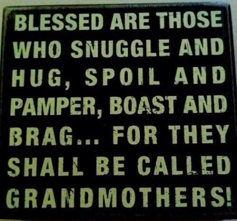 Blessed are those...