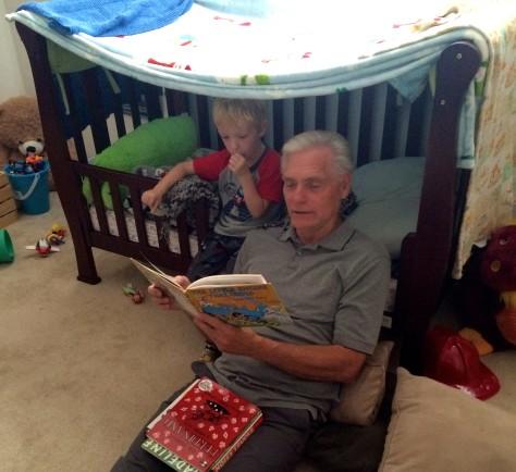 Grandpa & R